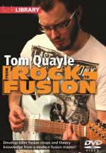 Lick Library: From Rock To Fusion By Tom Quayle Sheet Music