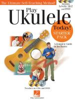 Play Ukulele Today! - Starter Pack Sheet Music