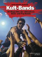 Hans-Günter Heumann: Kult Bands - 50 Mega-Hits der ultimativen Rock und Pop Bands Sheet Music