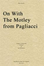 Ruggero Leoncavallo: On With The Motley from Pagliacci (Brass Quintet) Sheet Music