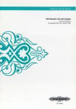 Viel Freuden mit sich bringet (Kikapust Choral Series) Sheet Music