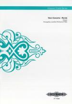 W.A. Mozart:  Horn Concerto – Rondo (Kikapust Choral Series) Sheet Music