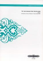 W.A. Mozart:  'Un' aura amorosa' (Cosi Fan Tutti) (Kikapust Choral Series) Sheet Music
