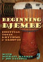 Michael Markus/Joe Galeota: Beginning Djembe Sheet Music