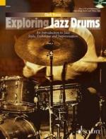 Clark Tracey: Exploring Jazz Drums Sheet Music