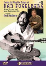 Pete Huttlinger: Learn To Play The Songs Of Dan Fogelberg - DVD 2 Sheet Music
