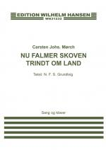 Carsten Mørch: Nu Falmer Skoven Trindt Om Land (Voice and piano) Sheet Music
