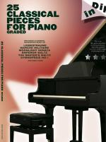Dip In: 25 Graded Classical Piano Solos Sheet Music
