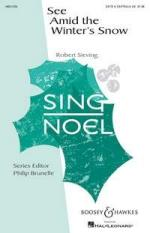 Robert Sieving: See Amid The Winter's Snow Sheet Music