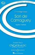 Stephen Hatfield: Son De Camaguey (SSAA) Sheet Music