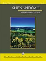 Randol Alan Bass: Shenandoah (Concert Band) Sheet Music