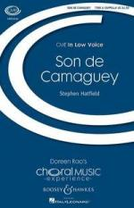 Stephen Hatfield: Son De Camaguey (TTBB) Sheet Music
