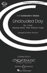 Rev. J. K. Alwood: Unclouded Day Sheet Music