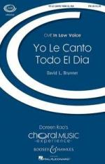 David L. Brunner: Yo le Canto Todo el Dia Sheet Music