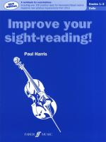 Improve Your Sight-Reading! Cello Grade 1-3 (2012 Edition) Sheet Music