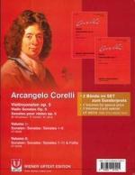Arcangelo Corelli: Violin Sonatas Op.5 - Wiener Urtext Edition Sheet Music