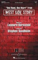 Leonard Bernstein: One Hand, One Heart (West Side Story) - SATB/Piano Sheet Music