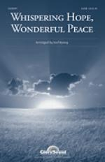Whispering Hope, Wonderful Peace Sheet Music
