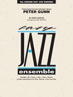Peter Gunn, Full Score Sheet Music