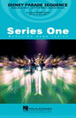 Disney Parade Sequence, Eb Baritone Sax part Sheet Music