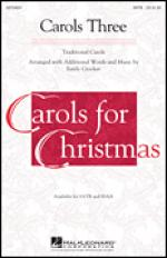 Carols Three (Medley) Sheet Music