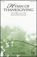 Hymn Of Thanksgiving Sheet Music