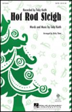 Hot Rod Sleigh Sheet Music