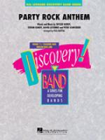 Party Rock Anthem, Bb Bass Clarinet part Sheet Music