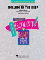 Rolling in the Deep, Percussion 2 part Sheet Music