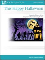 This Happy Halloween Sheet Music