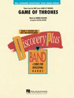 Game Of Thrones, Conductor Score (Full Score) part Sheet Music