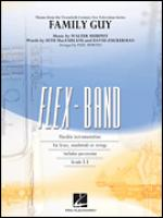 Family Guy (Theme), Timpani part Sheet Music
