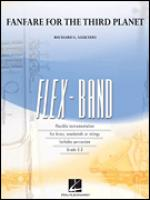 Fanfare For The Third Planet, Percussion 2 part Sheet Music