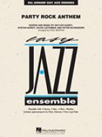 Party Rock Anthem, Alto Sax 1 part Sheet Music