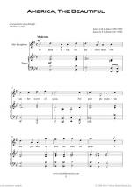 Patriotic Collection, USA Tunes and Songs Sheet Music