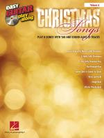 Christmas Songs Easy Guitar Play-Along Volume 6 Sheet Music