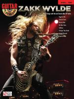 Zakk Wylde Guitar Play-Along Volume 150 Sheet Music