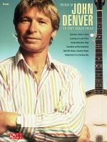The Best Of John Denver 20 Easy Banjo Solos Sheet Music