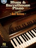 Blues & Barrelhouse Piano Sheet Music