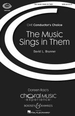 The Music Sings In Them Cme Conductor's Choice Sheet Music Sheet Music