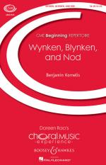 Wynken, Blynken, And Nod Cme Beginning Sheet Music Sheet Music