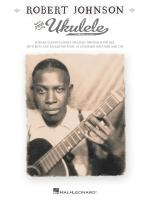 Robert Johnson For Ukulele Sheet Music