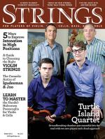 Strings Magazine - October 2010 Sheet Music