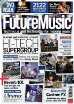 Future Music Magazine - September 2012 Issue Sheet Music