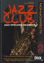 Edition Dux Jazz Club A-sax Sheet Music