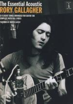 Wise Publications Rory Gallagher Acoustic Sheet Music