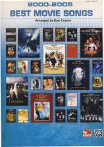 Alfred Music Publishing Best Movie Songs 2000-2005 Sheet Music
