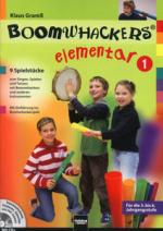 Helbling Verlag Boomwhackers Elementar Bd.1 Sheet Music