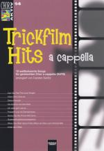 Helbling Verlag Trickfilm A Capella Sheet Music