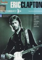 Hal Leonard Fender Special: Eric Clapton Sheet Music